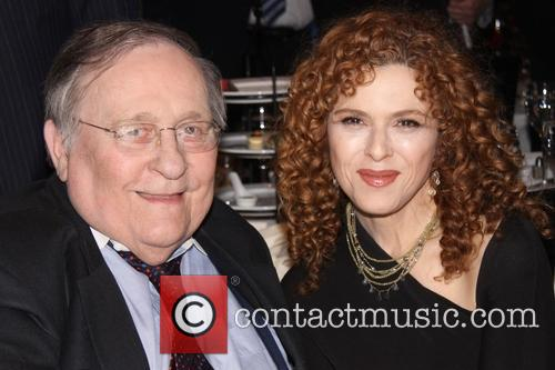 Philip J. Smith and Bernadette Peters 1