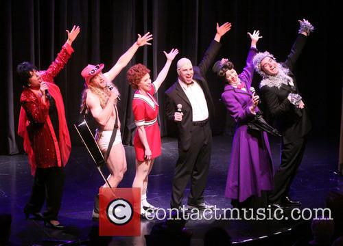 The Cast Of Forbidden Broadway 3