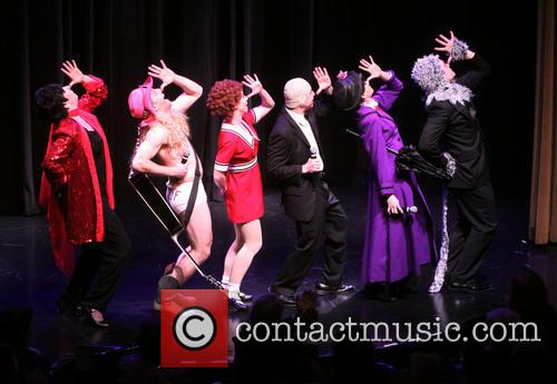 The Cast Of Forbidden Broadway 10