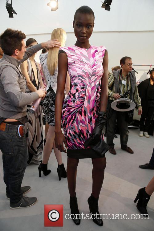 Paris Fashion Week, Leonard and Backstage 24