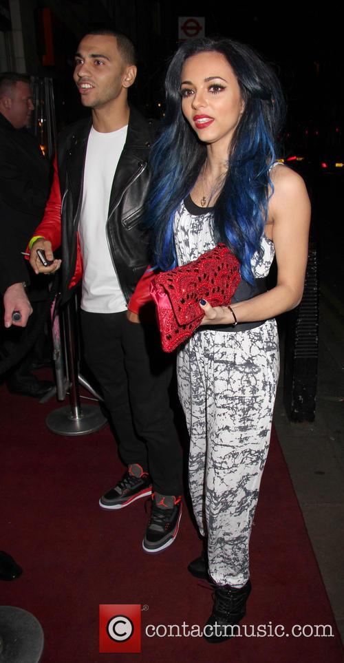 Jade Thirlwall and Jorden Kiffin 3