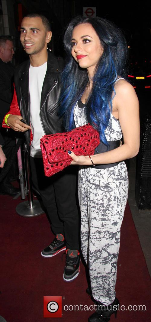 Jade Thirlwall and Jorden Kiffin 6