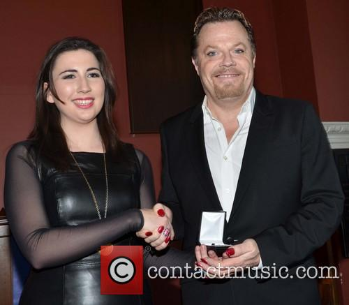 Eddie Izzard and Hannah Mccarthy 6