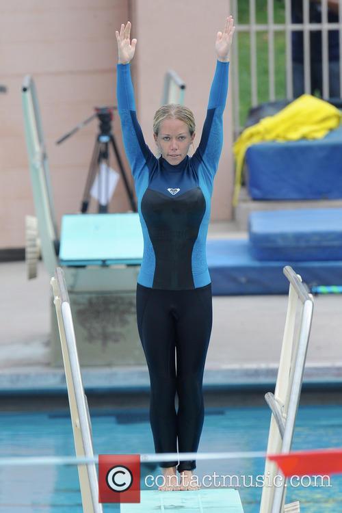 Kendra Wilkinson, Splash training