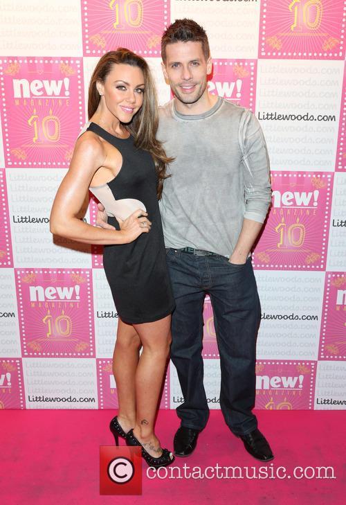Michelle Heaton and Husband Hugh Hanley 5
