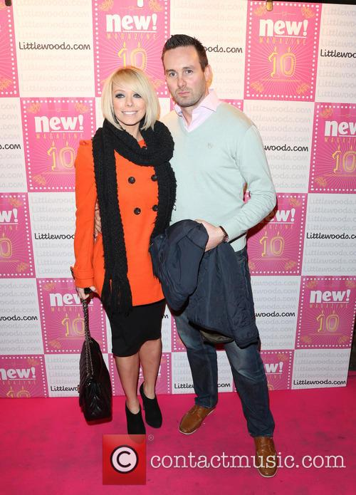 Liz Mcclarnon and Boyfriend 2