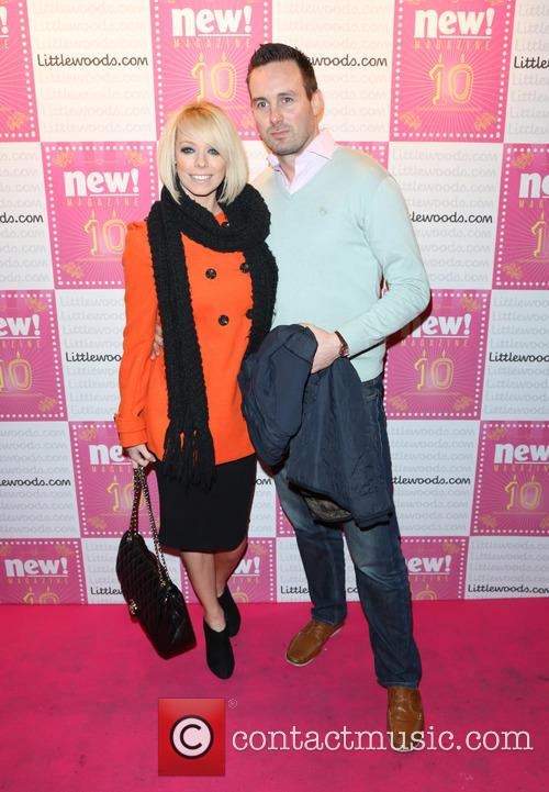 Liz Mcclarnon and Boyfriend 3