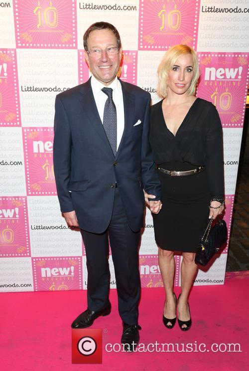 Richard Desmond and Wife Joy Desmond 1