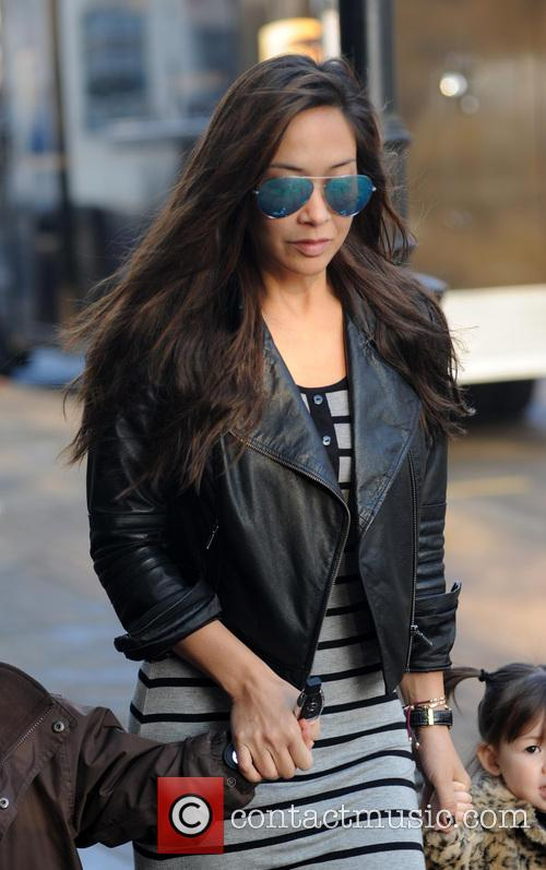 Stripes, Stripey Maxi Dress, Leather Jacket, Sunglasses, Aviators and Mirrored Sunglasses 3