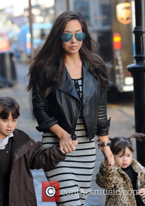 Stripes, Stripey Maxi Dress, Leather Jacket, Sunglasses, Aviators and Mirrored Sunglasses 5