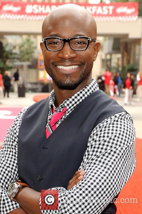 Taye Diggs unveils