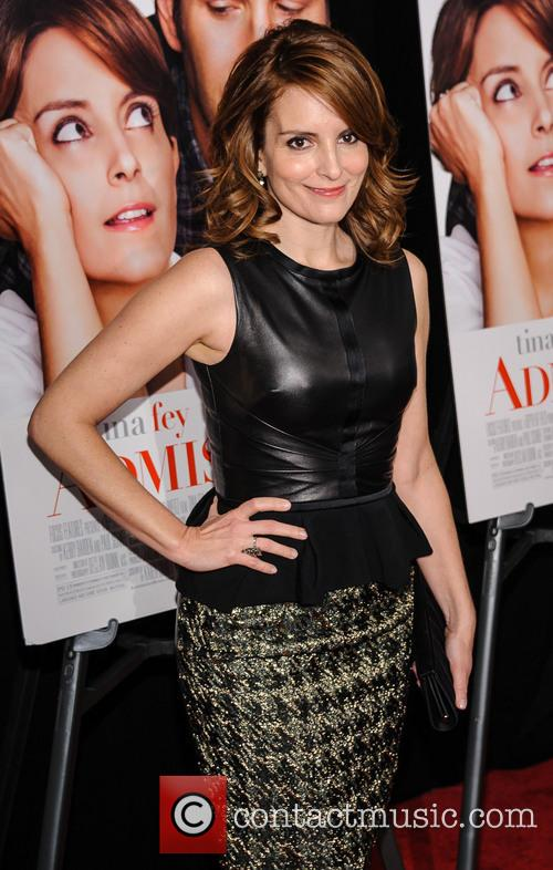 Tina Fey and Amc Loews Lincoln Square 3