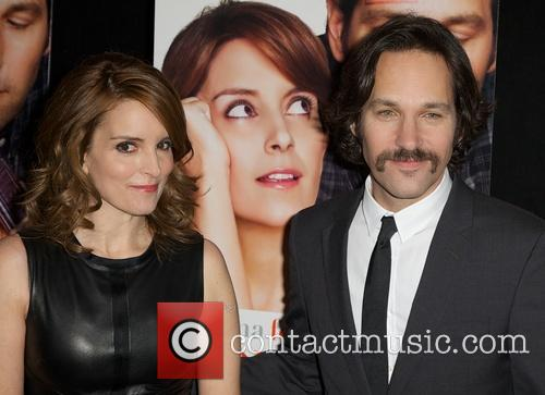 Tina Fey, Paul Rudd