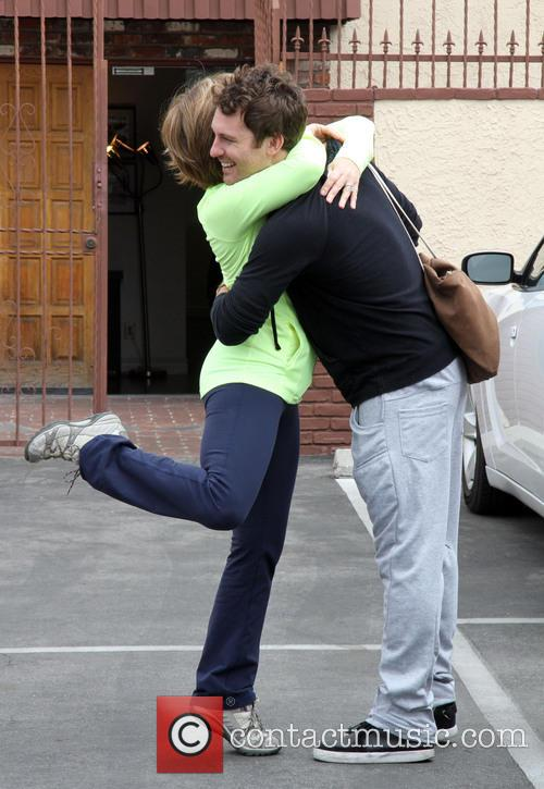Dancing With The Stars, Dorothy Hamill and Gleb Savchenko 4
