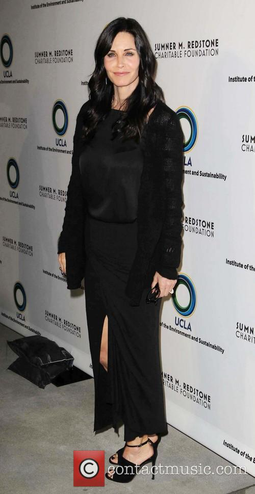 Courteney Cox, 2nd Annual Environmental Gala, LA