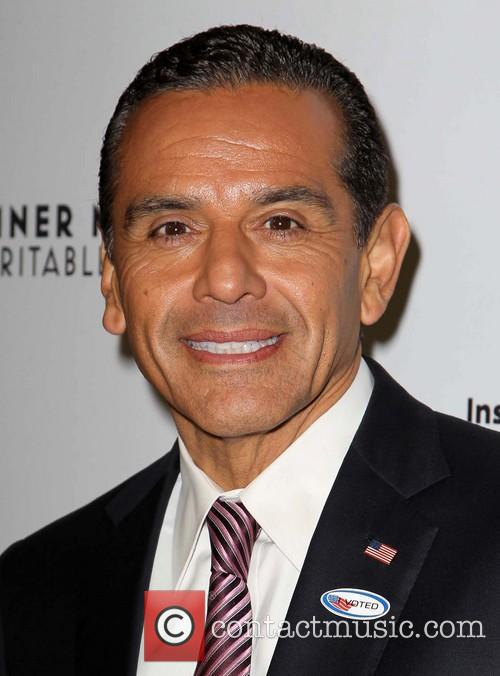 Los Angeles Mayor Antonio Villaraigosa 1