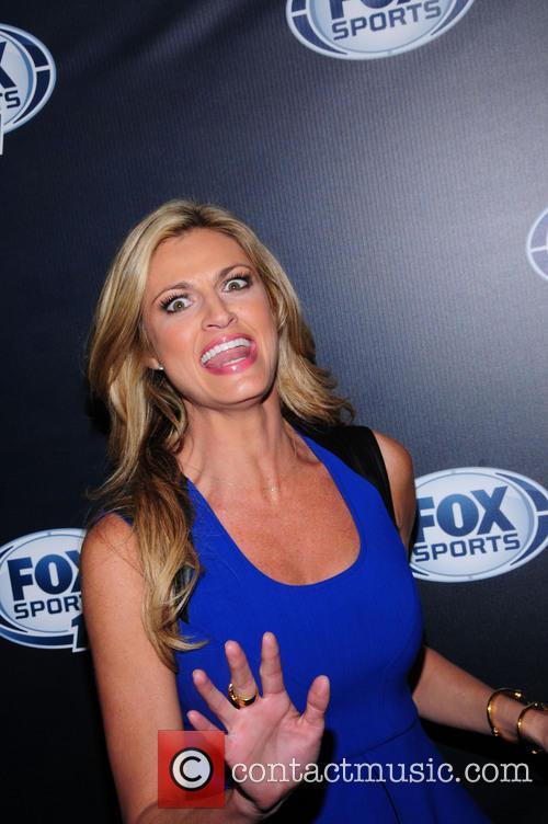 erin andrews fox sports upfront party 3541593