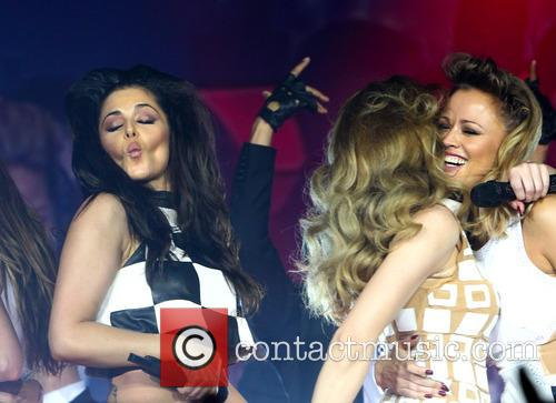 Cheryl Cole, Nicola Roberts and Kimberley Walsh 8