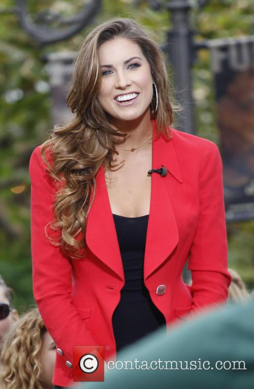 katherine webb celebrities at the grove to 3541796