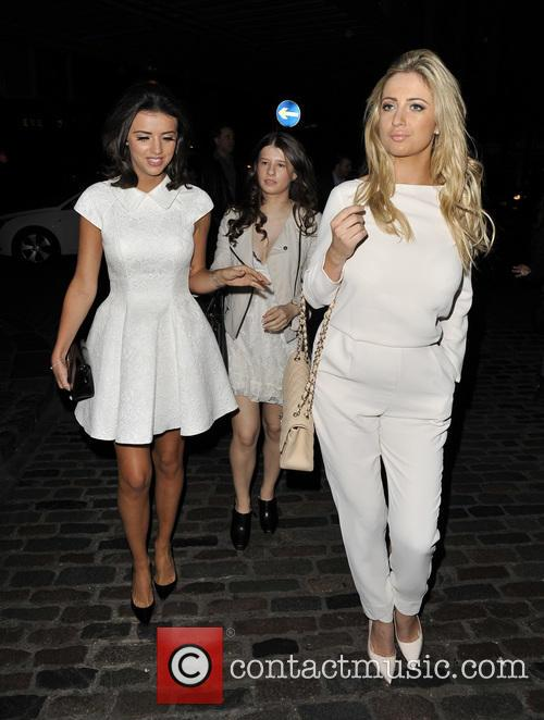 Chantelle Houghton and Lucy Mecklenburgh 10