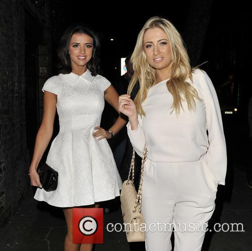 Chantelle Houghton and Lucy Mecklenburgh 11