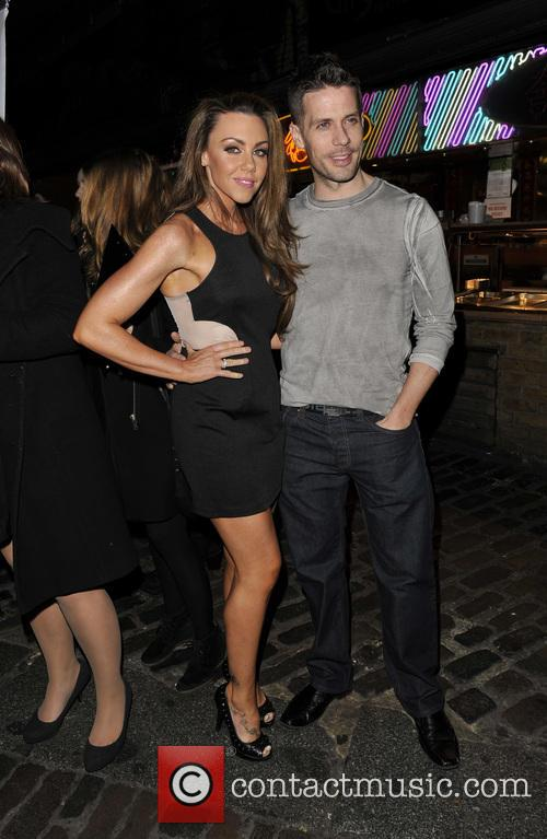 Michelle Heaton and Hugh Hanly 3