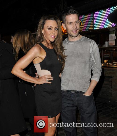 Michelle Heaton and Hugh Hanly 4
