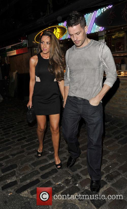 Michelle Heaton and Hugh Hanly 6