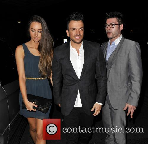 Peter Andre and Emily Macdonagh 2