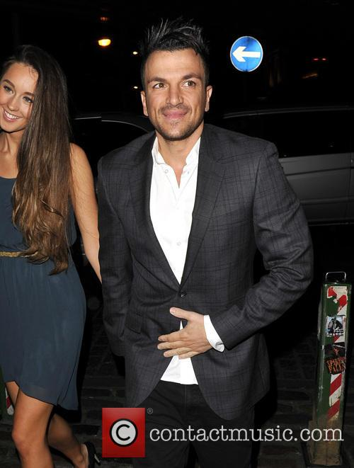 Peter Andre and Emily Macdonagh 9