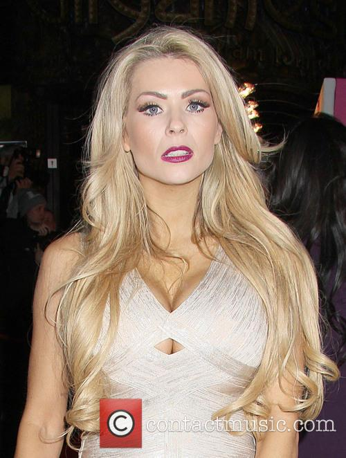 nicola mclean new magazine 10th birthday party 3541380