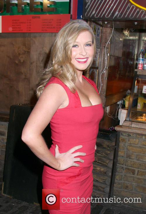 brooke kinsella new magazine 10th birthday party 3541487