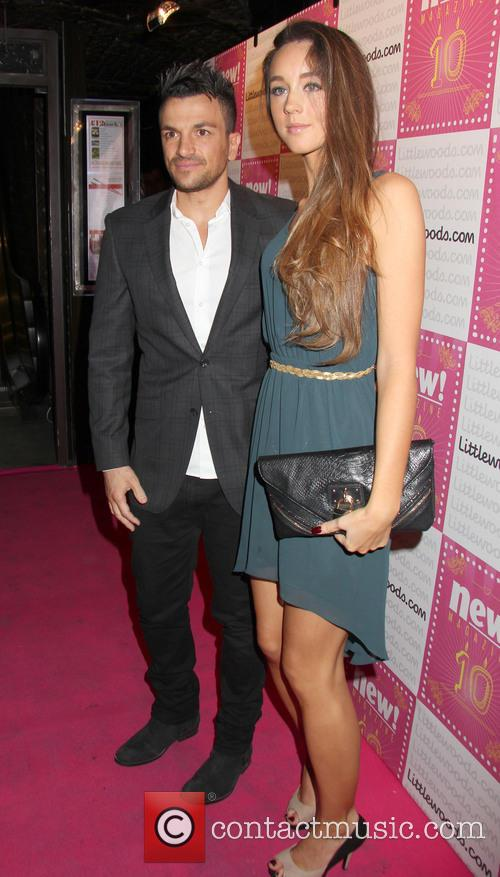 Peter Andre and Emily MacDonagh 6