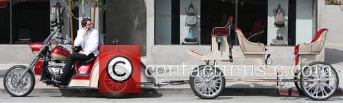 Motorbike Carriage 5
