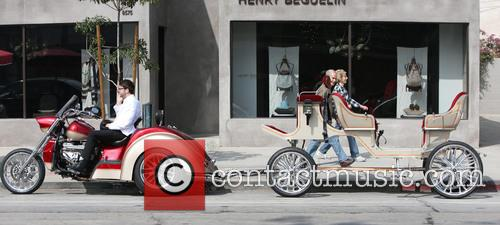 Motorbike Carriage 7