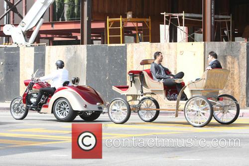 Motorbike Carriage 8