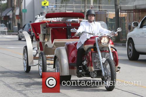 Motorbike Carriage 9