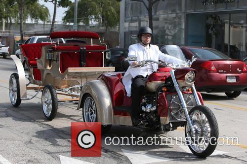 Motorbike Carriage 11