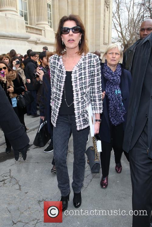 Chanel and Caroline De Monaco 3