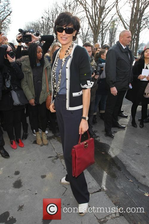 ines de la fressange paris fashion week 3540354