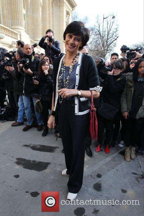 CHANEL and Ines de la Fressange 1