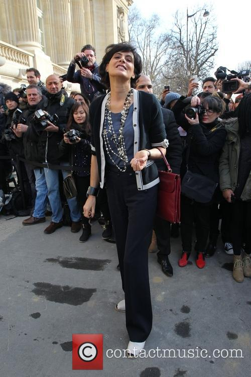CHANEL and Ines de la Fressange 4