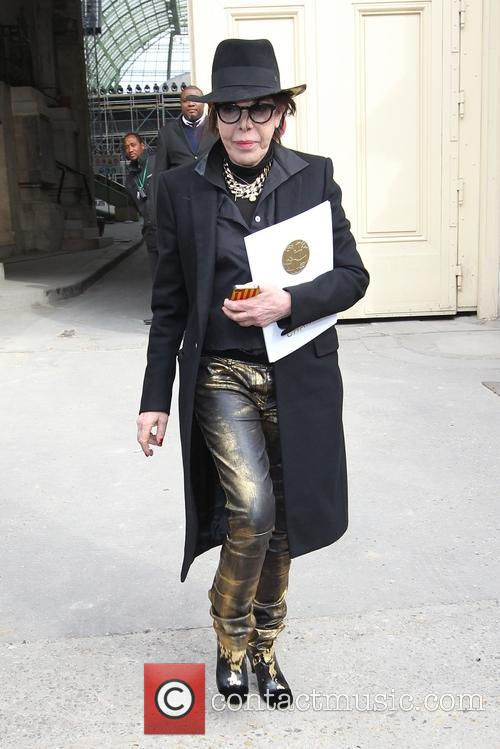 Paris Fashion Week, Autumn, Winter, Chanel and Arrivals 3