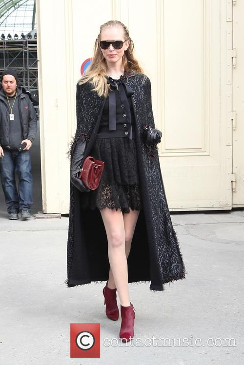 Paris Fashion Week, Autumn, Winter, Chanel and Arrivals 6