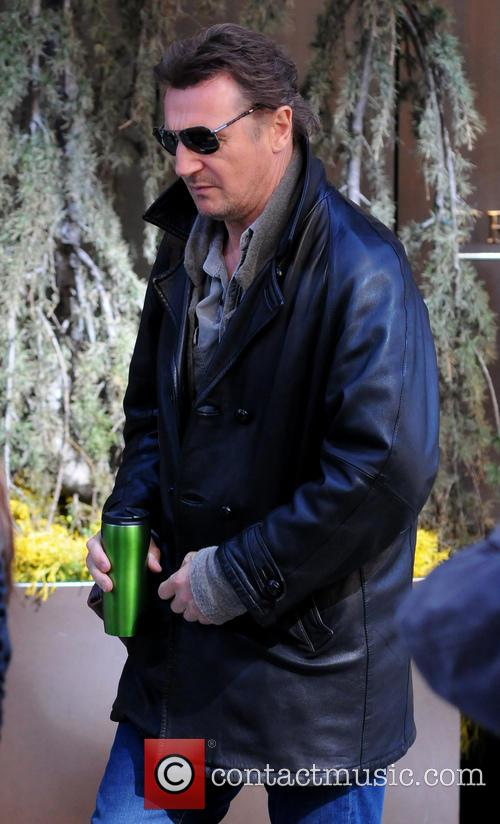 Liam Neeson, New York City