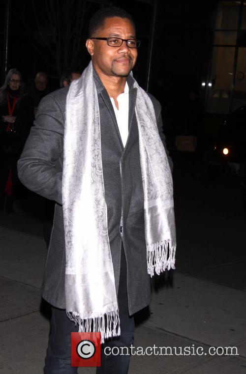 cuba gooding jr opening night of talleys 3541195
