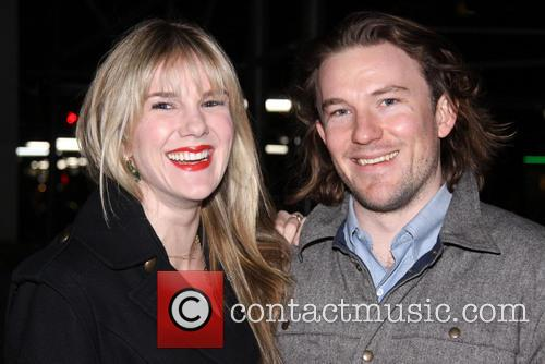 Lily Rabe and Brother Michael Rabe 2