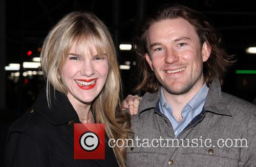 Lily Rabe and Brother Michael Rabe 1