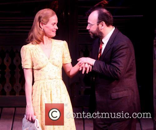 Sarah Paulson and Danny Burstein 3