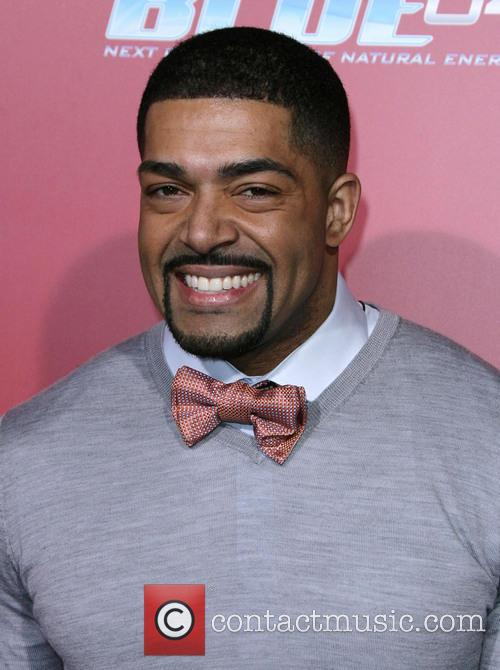 David Otunga, ArcLight Hollywood Theatre